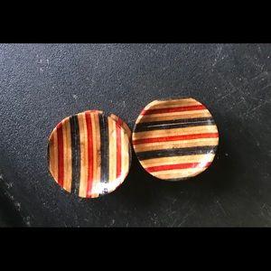 Jewelry - Custom 1 1/4 plugs made from skateboards